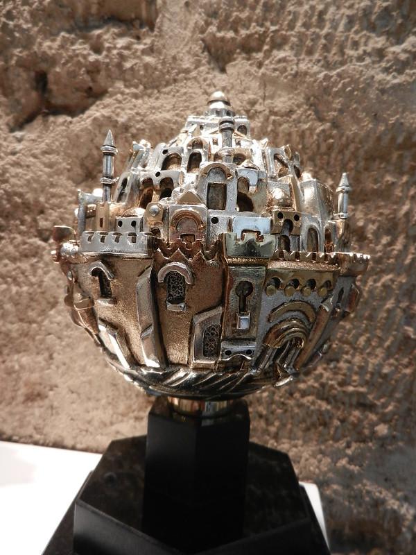Глобус Иерусалима Мейслера