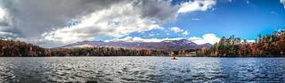 Lake Oolenoy Panorama
