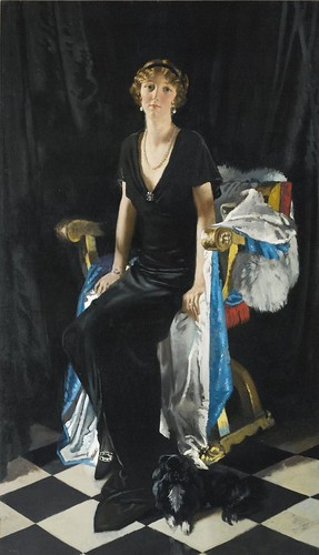 William Orpen - PORTRAIT OF LADY IDINA WALLACE