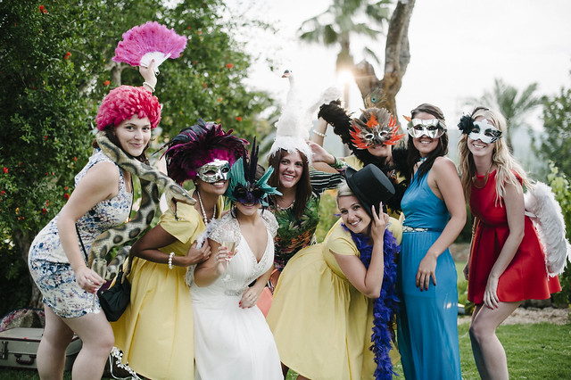 Holly & Rich, real Ibiza wedding