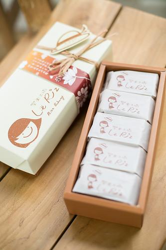 樂米工坊_米鳳梨酥