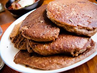 Pancake al Cioccolato Dukan