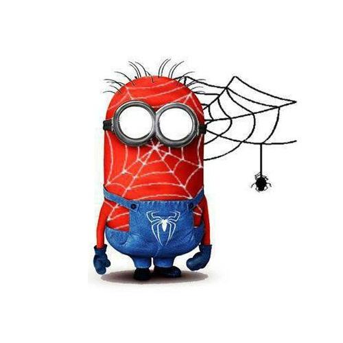 Spider Minion Wallpaper Spider-minion