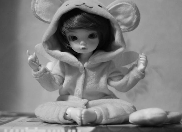 A Doll a Day-8. vanity fair