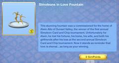 simoleons in love