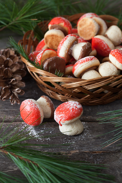Traditional russian christmas cookie recipes