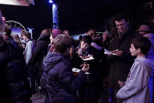 Eater Belgium's waffels