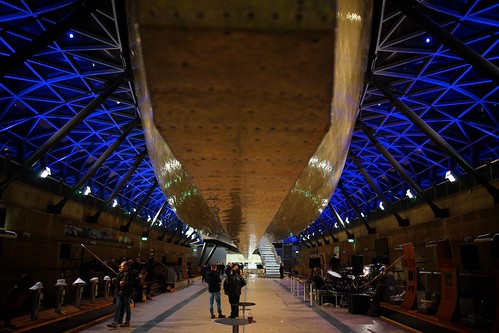BSP under the Cutty Sark