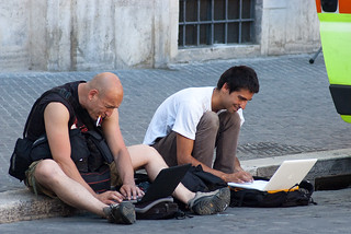 FV Flickr Top 5; 2-35, Eervolle Vermelding: Rome