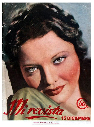 «Mi revista»  num 5 diciembre de 1936 by Octavi Centelles