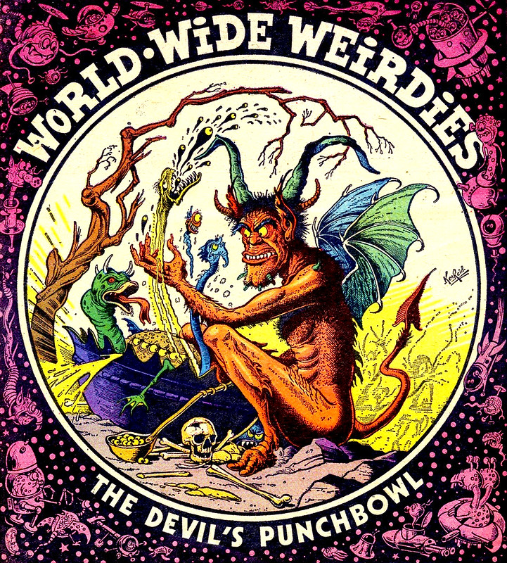 Ken Reid - World Wide Weirdies 100