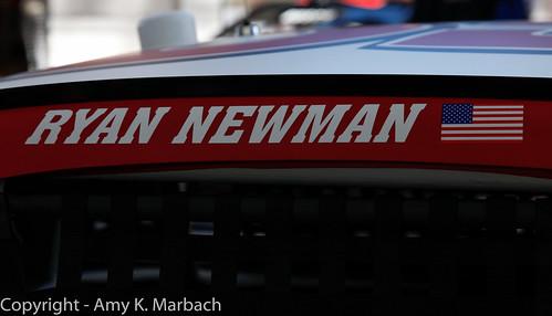 Ryan Newman's Show Car