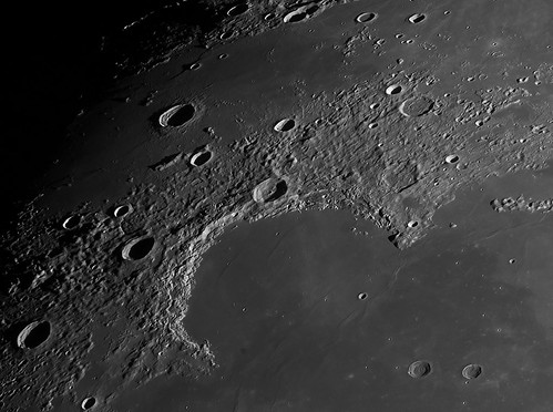 Sinus Iridum from 140211 - re-process. With Chang'e 3 update. by Mick Hyde