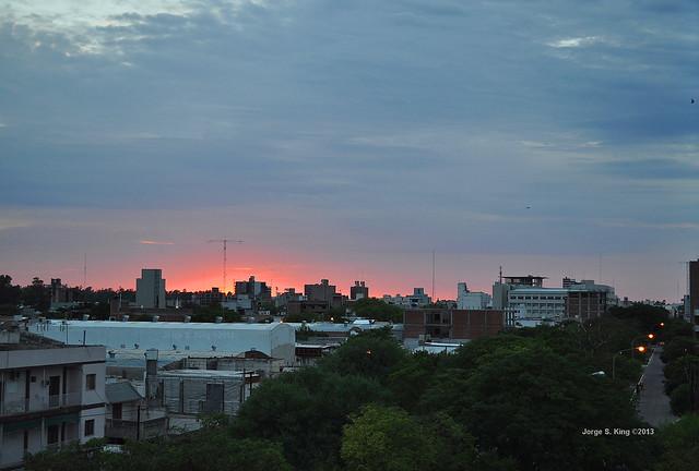 El ùntimo amanecer de la primavera del 2013