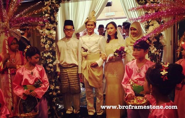 Majlis Perkahwinan Ariff Shah
