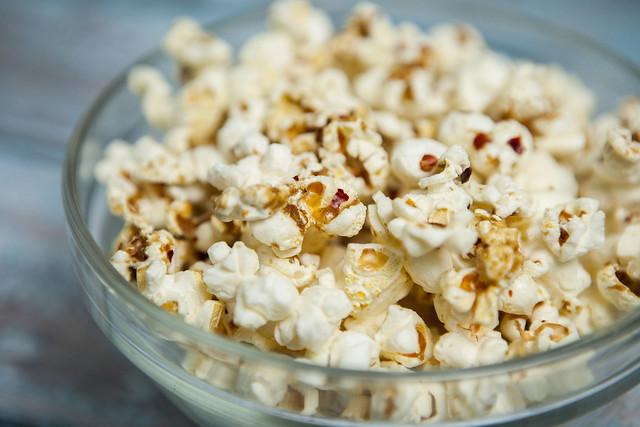 Wasabi Soy Sauce Popcorn_1