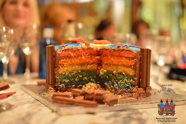 Mitch the Cake Lady, Ibiza wedding service