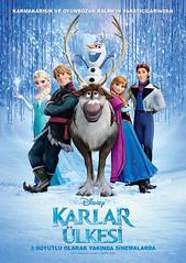 Karlar Ülkesi - Frozen (2014)