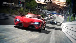 Gran Turismo 6: Toyota FT-1