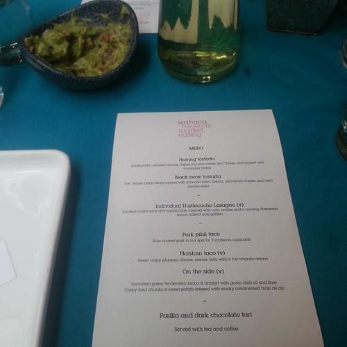 wahaca-menu