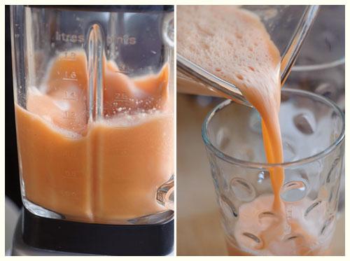 Liquid Carrot Cake
