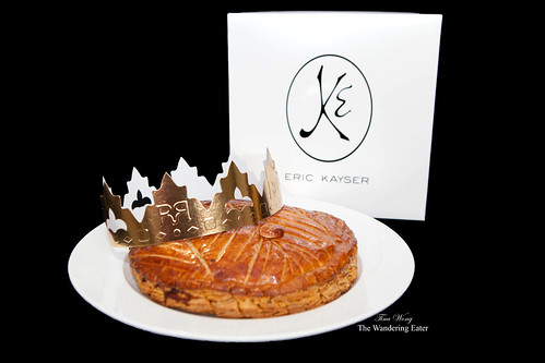 The King Cake or Galettes Des Rois