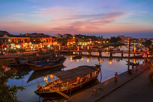 Vietnam - Hoi An Sunset