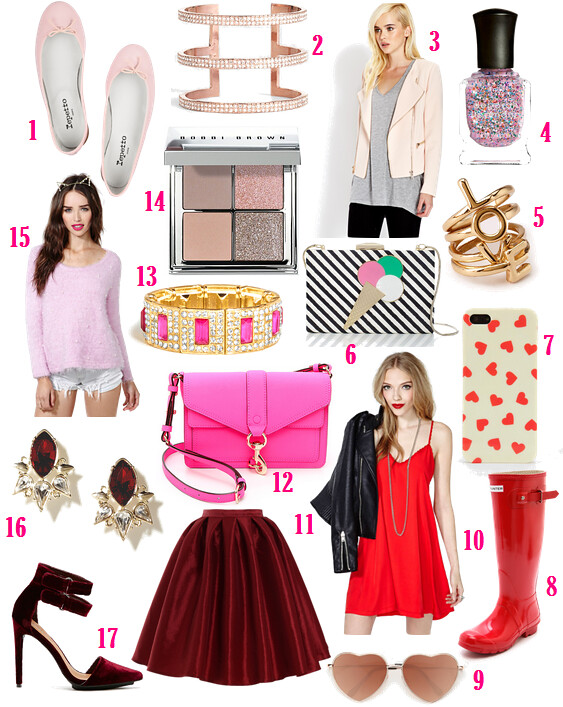 A Single Girl's Valentine's Gift Guide + $1000 Valentine's Day Cash Giveaway