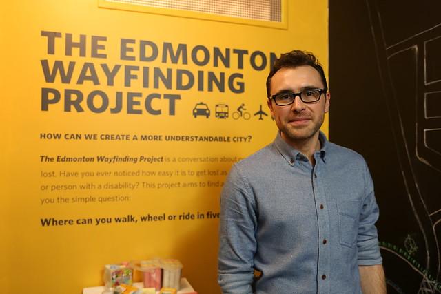 Edmonton Wayfinding Project