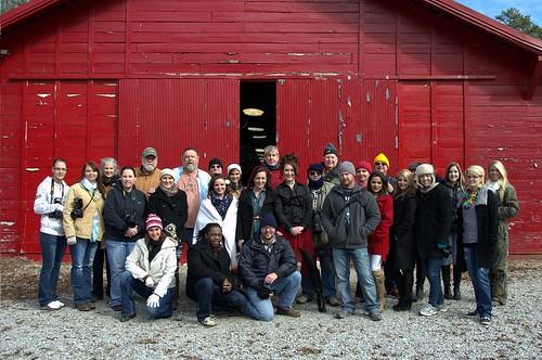 TFA Group Photo 25 January 2014