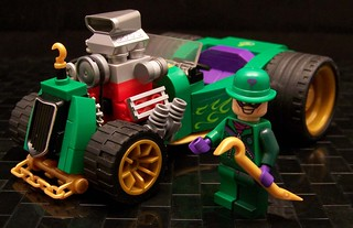 Riddler's Rat Rod