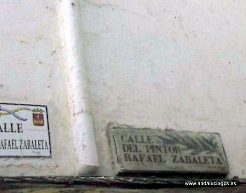 Jaén - Quesada - Rafael Zabaleta - 37 50' 44 -3 4' 3