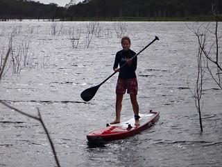 Becca Paddles