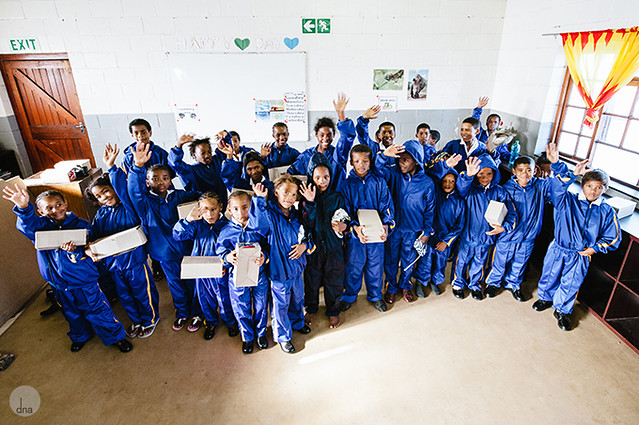 Caleb's Hill school uniform handover Bonteheuwel Cape Town South Africa shot by dna photographers216