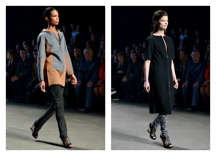 Collage Ready To Fish By Ilja,Amsterdam Fashion Week 2014