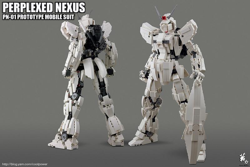 0016 LEGO GUNDUM TYPE-PN-01