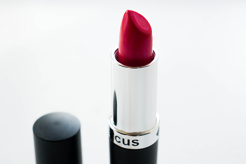 Wantable Makeup Box: Michael Marcus Lipstick in Inviting | www.latenightnonsense.com