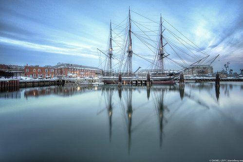 USS Constitution - Charlestown, MA