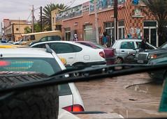 Chaos à Nouakchott, pluie!!