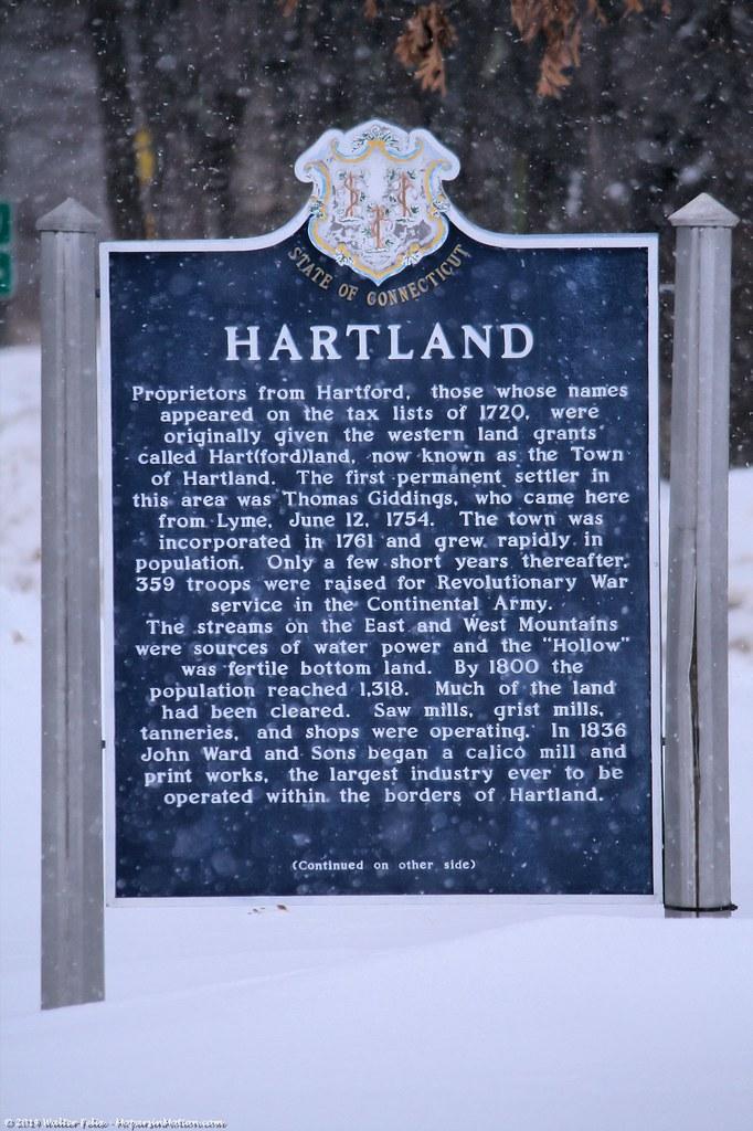 Hartland, Connecticut