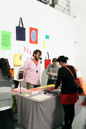 los angeles art book fair 2014