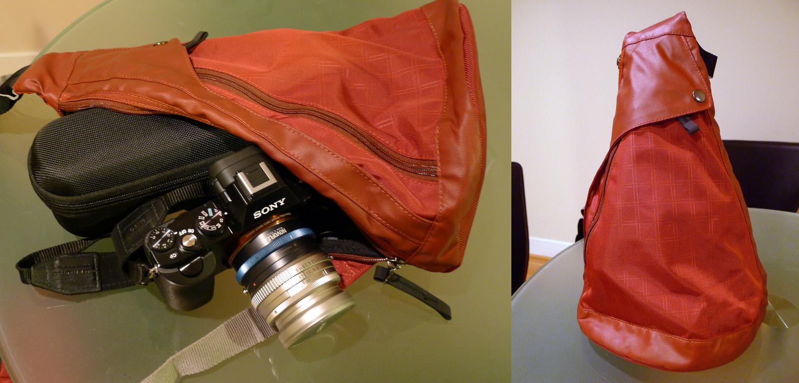 好用的二代 Pentax 原廠 Limited 鏡頭包包