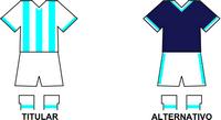 Uniforme Selección de la Liga Deportiva Defensores del Chaco