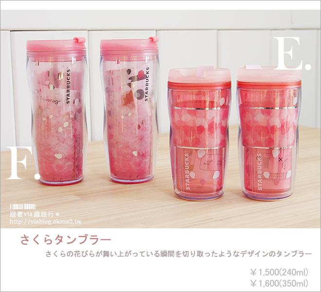 【日本必買】日本星巴克櫻花杯2014~季節限定的櫻花杯登場!12