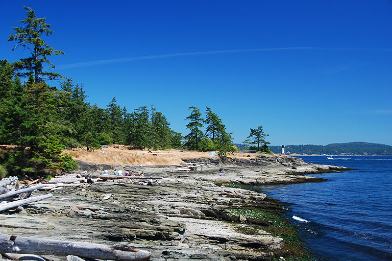 Ruckle Park, Saltspring Island, Gulf Islands National Park, British Columbia, Canada