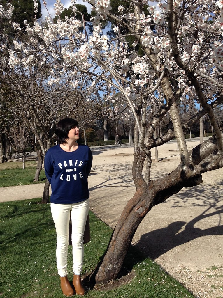 Parque del Buen Retiro, Madrid, España - Outfit of the Day