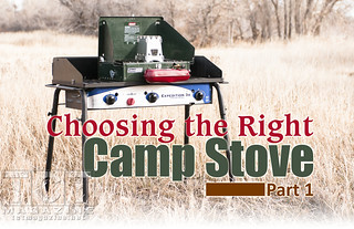 Choosing the right camp stove | TCT Magazine