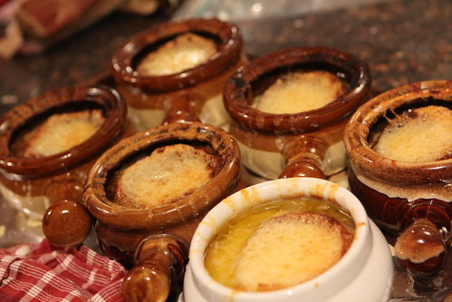 French Onion Soup with Stout