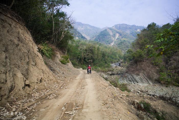 台南私藏景點--關山無名山谷 (5)