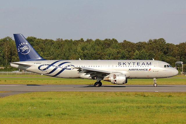 Air France - A320 - FGFKS (1.5)